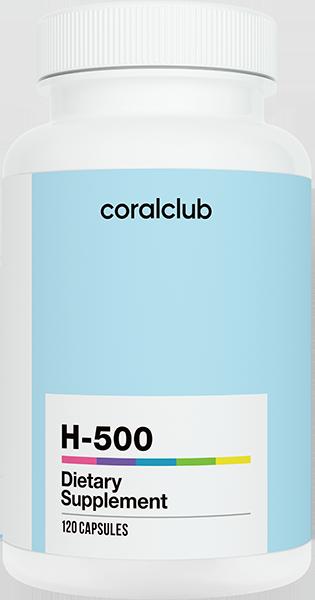 coral club h500)